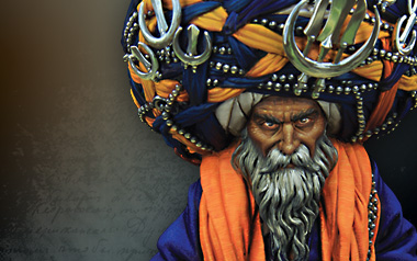 Nihang Warrior