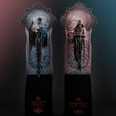 Justice and Revenge _ Michael Kontraros Collectibles