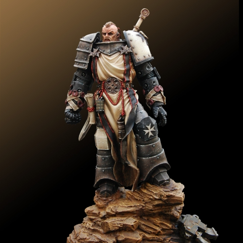 Eternal Crusader_ Michael Kontraros Collectibles