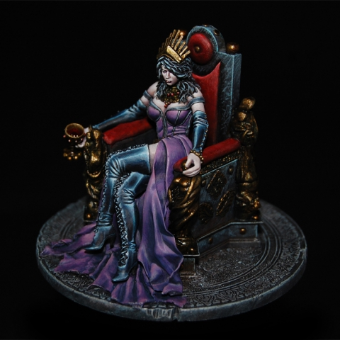 Vampire Queen_ Michael Kontraros Collectibles