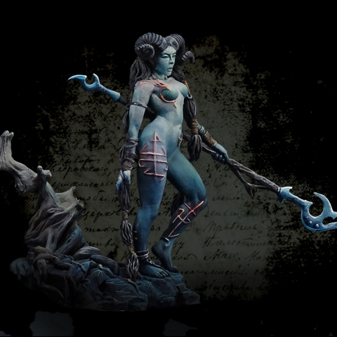 Dark Hulder _ Michael Kontraros Collectibles