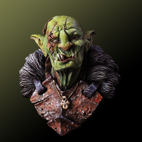 Brock the Orc _ Michael Kontraros Collectibles