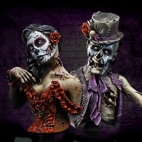 Till Death do us Part _ Michael Kontraros Collectibles