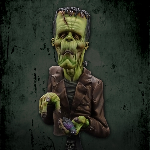 Frankenstein _ Michael Kontraros Collectibles