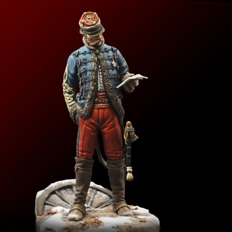 French Off./ Pranco Prus.War_ Michael Kontraros Collectibles