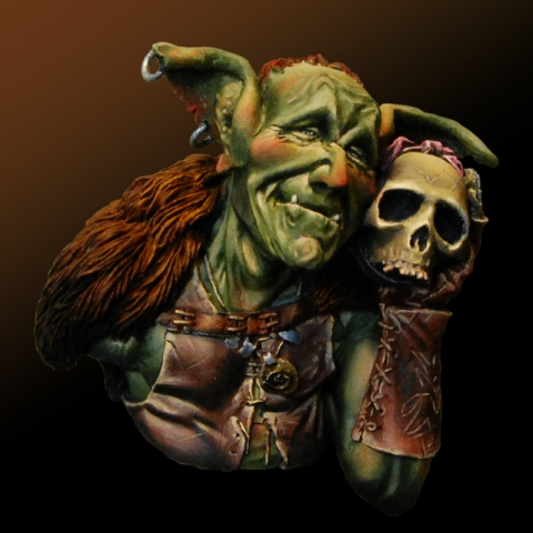 Goblin in Love_ Michael Kontraros Collectibles